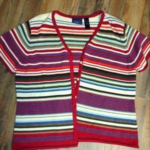 Liz Claiborne sweater shirt